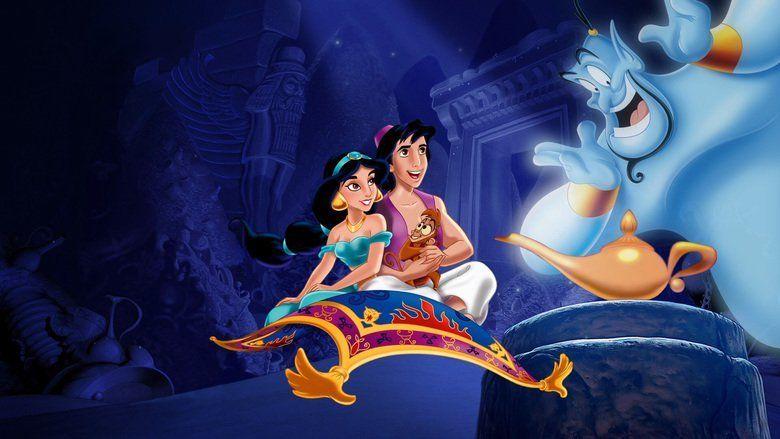 Aladdin (1992 Disney film) movie scenes