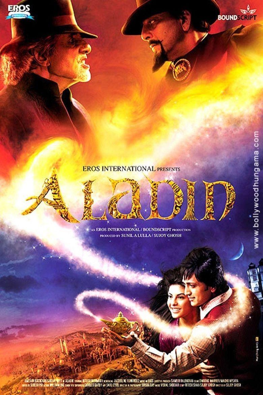 Aladin (film) movie poster
