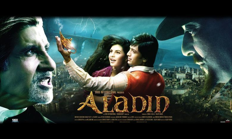 Aladin (film) movie scenes