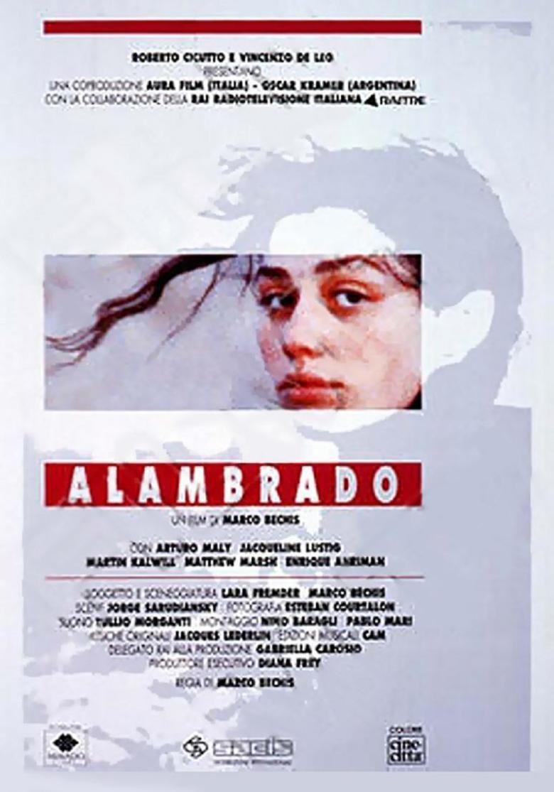 Alambrado movie poster