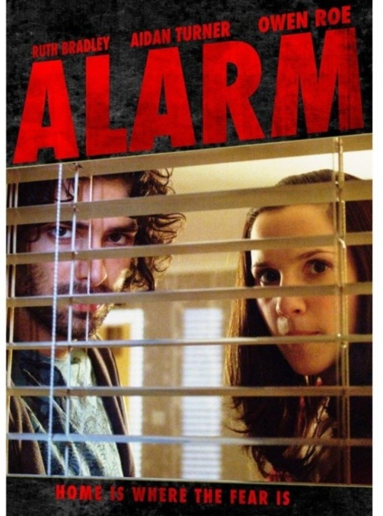 Alarm (2008 film) movie poster