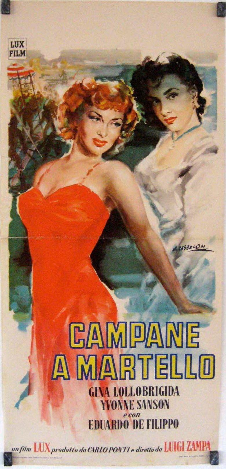 Alarm Bells (film) movie poster