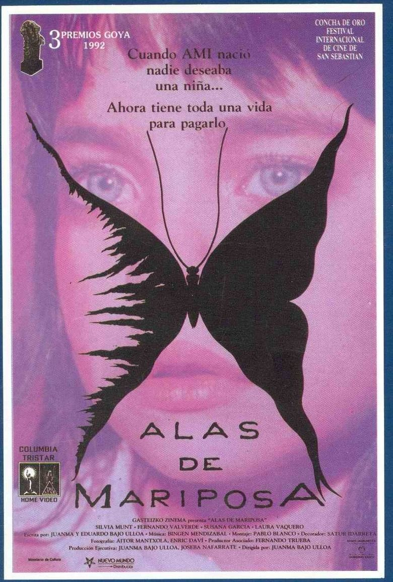 Alas de Mariposa movie poster