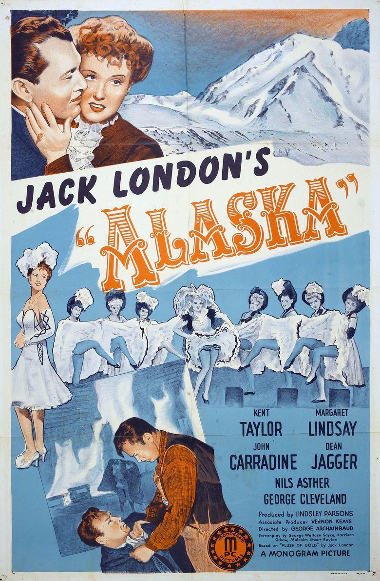 Alaska (1944 film) movie poster