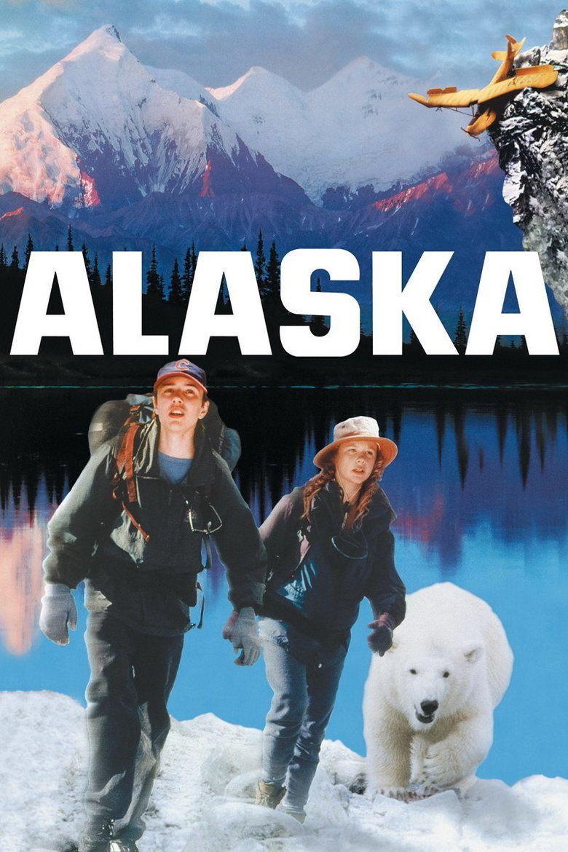 Alaska (1996 film) movie poster