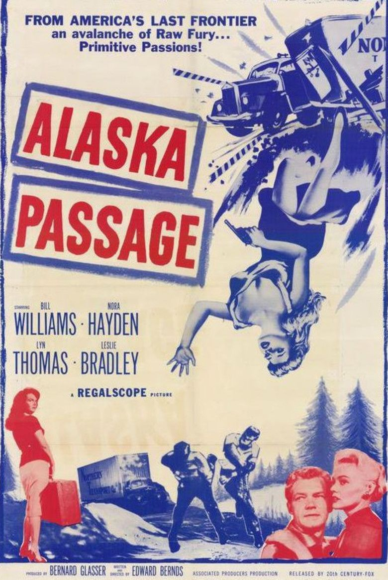 Alaska Passage movie poster