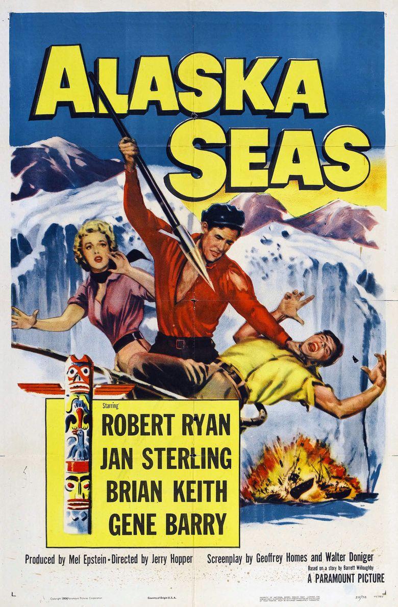 Alaska Seas movie poster