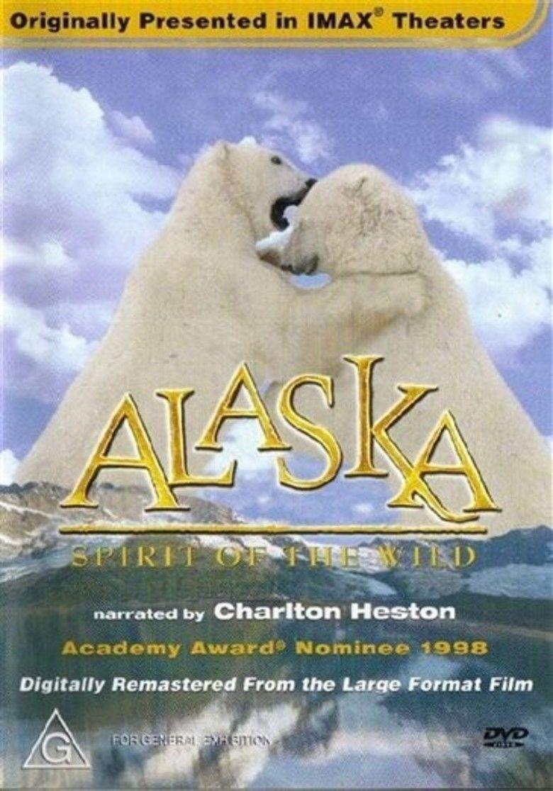 Alaska: Spirit of the Wild movie poster