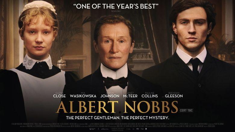 Albert Nobbs movie scenes