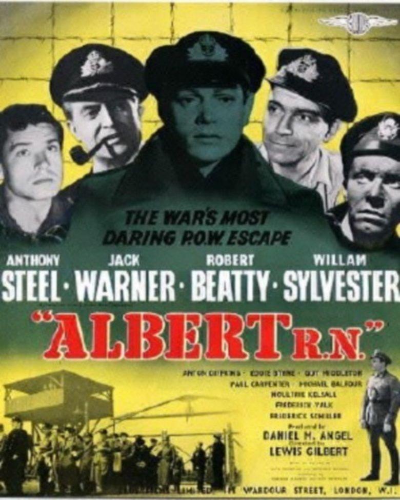 Albert RN movie poster
