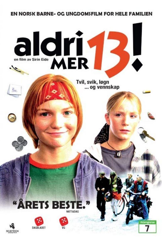 Aldri mer 13! movie poster