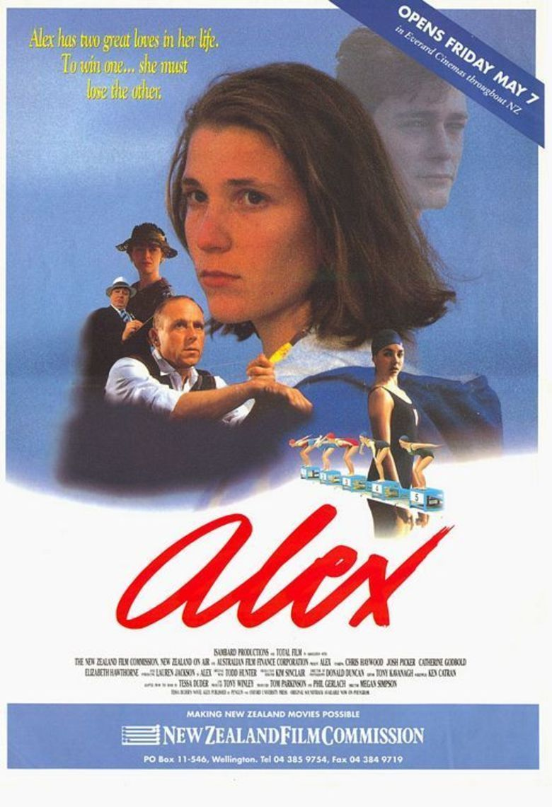 Alex (1992 film) movie poster