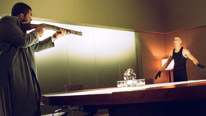 Alex Cross (film) movie scenes