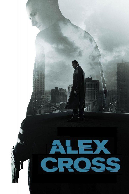 Alex Cross (film) movie poster