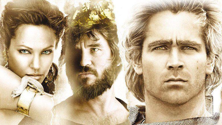 Alexander (2004 film) movie scenes