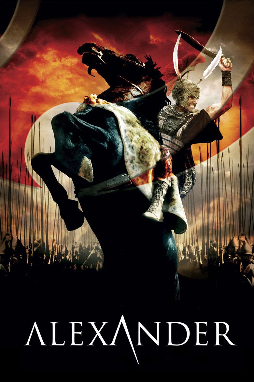 Alexander (2004 film) movie poster