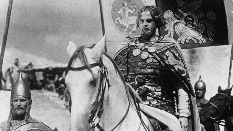 Alexander Nevsky (film) movie scenes