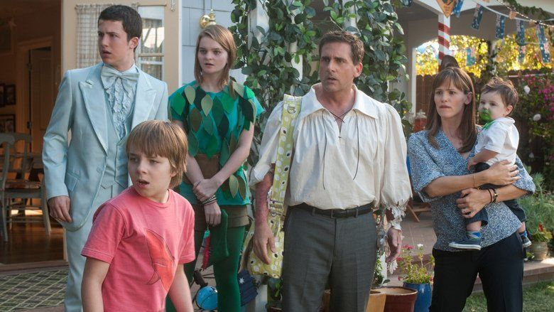 Alexander and the Terrible, Horrible, No Good, Very Bad Day (film) movie scenes