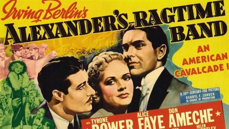 Alexanders Ragtime Band (film) movie scenes