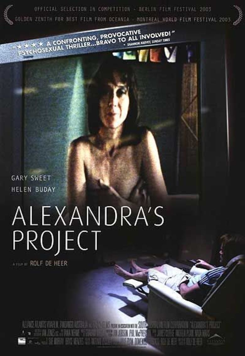 Alexandras Project movie poster