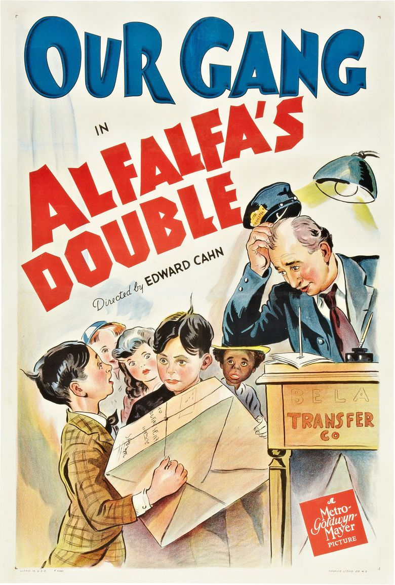Alfalfas Double movie poster