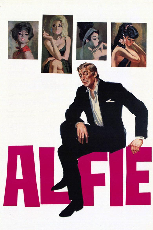 Alfie (1966 film) movie poster