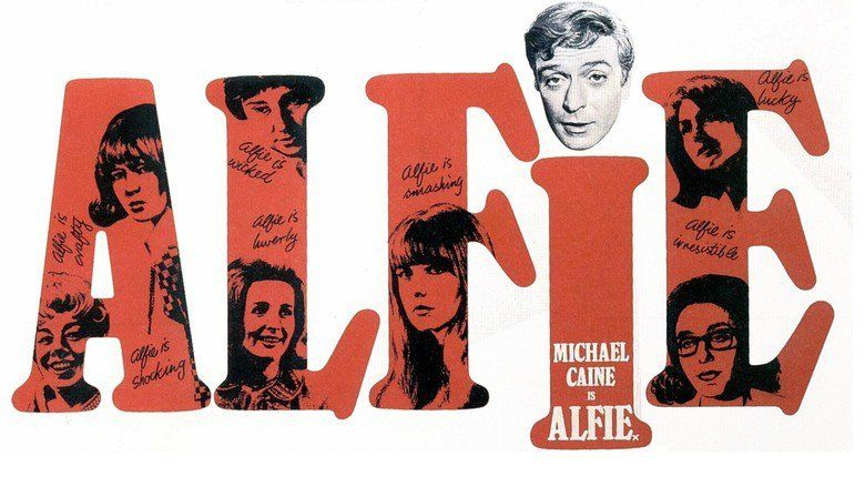Alfie (1966 film) movie scenes
