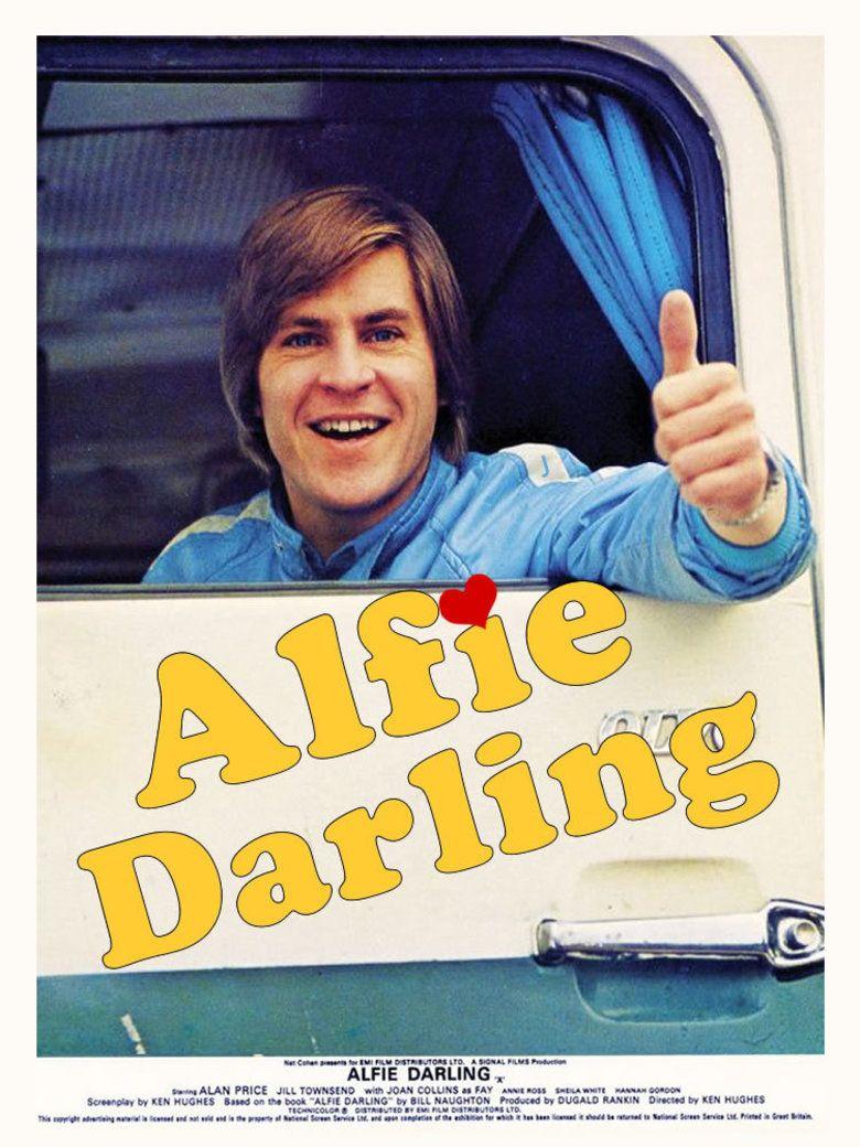 Alfie Darling movie poster