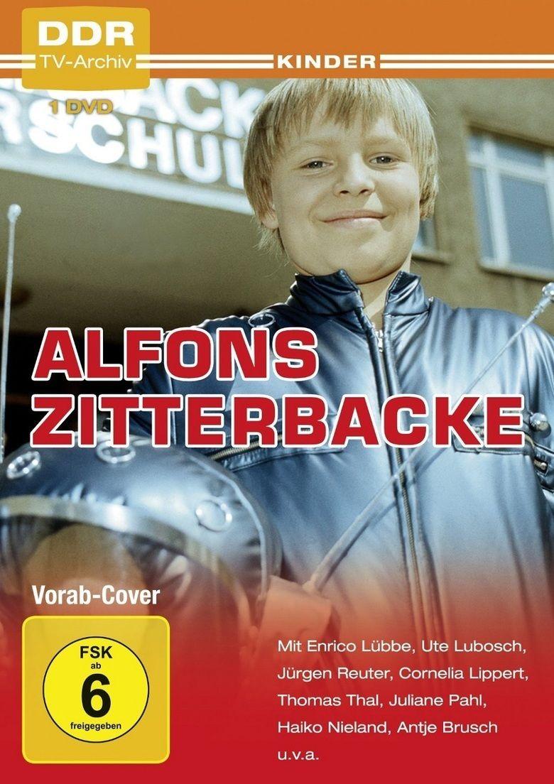 Alfons Zitterbacke movie poster