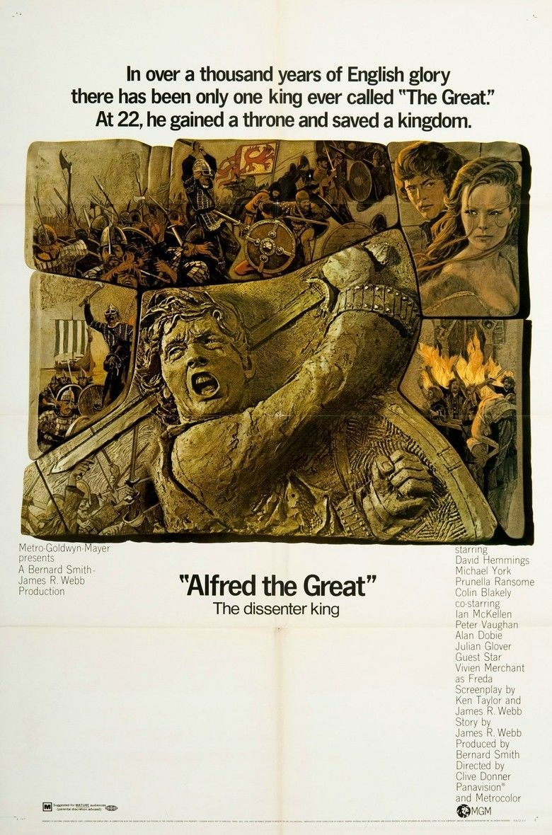 Alfred the Great (film) movie poster