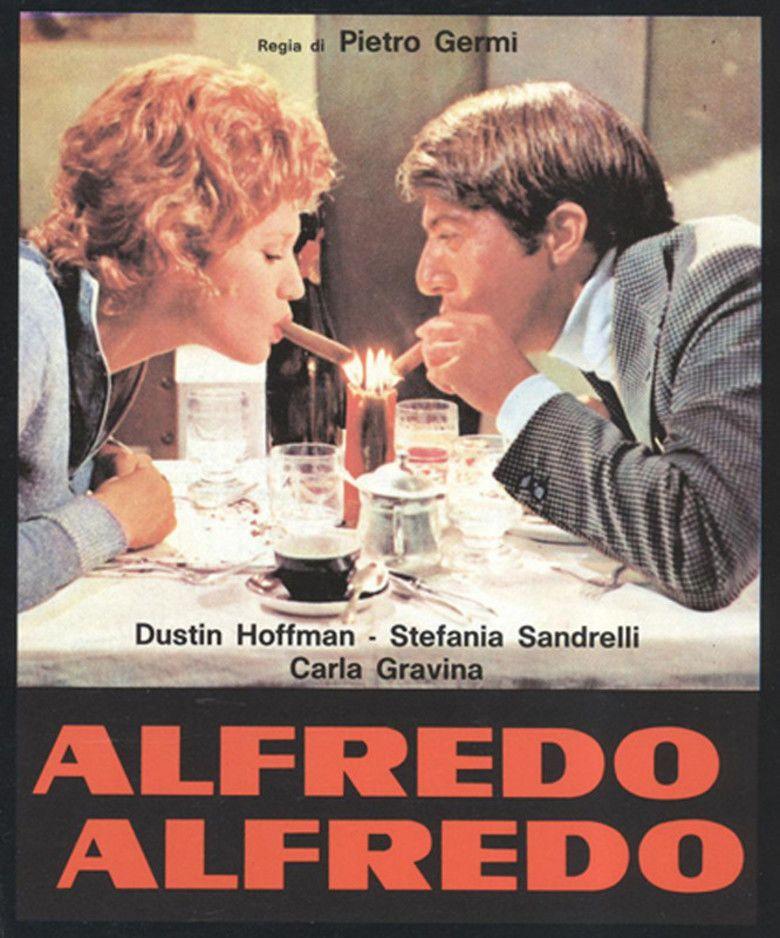 Alfredo, Alfredo movie poster