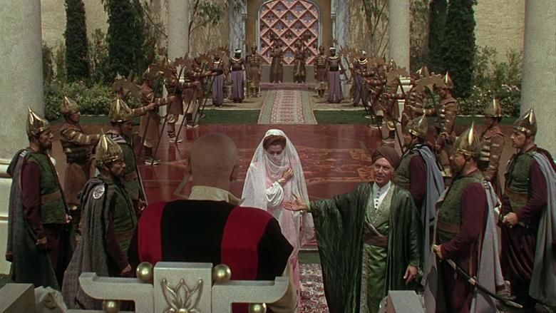 Ali Baba and the Forty Thieves (1944 film) movie scenes