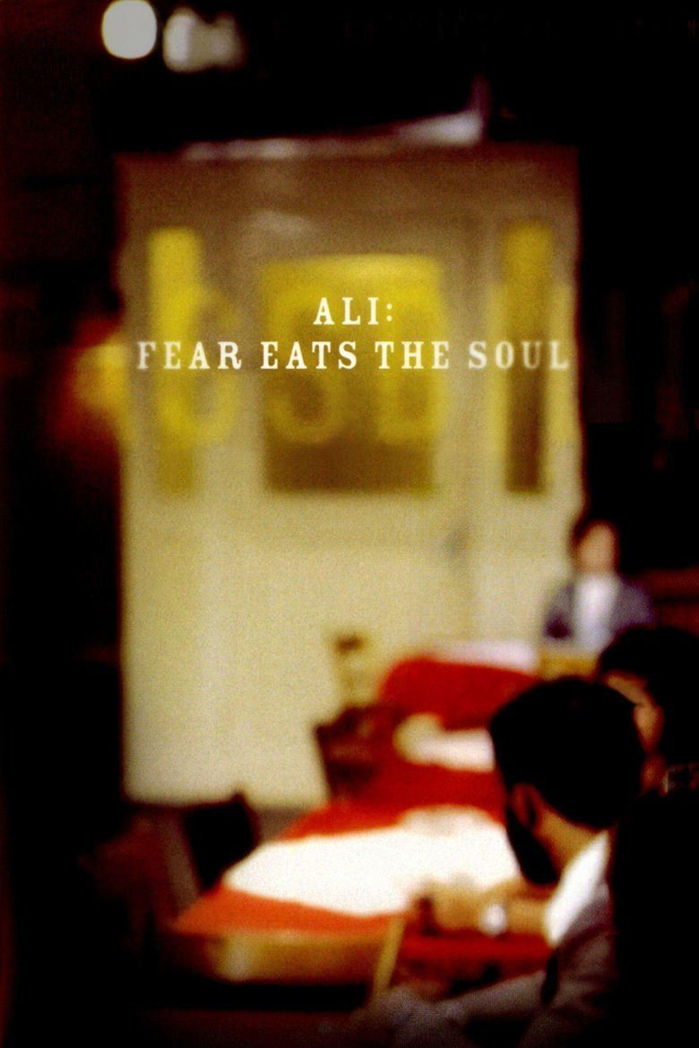 Ali: Fear Eats the Soul movie poster