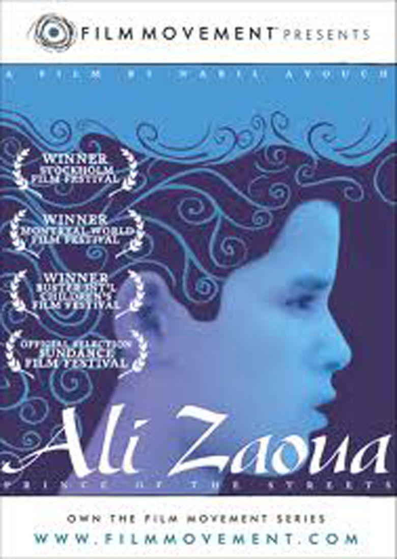 Ali Zaoua movie poster
