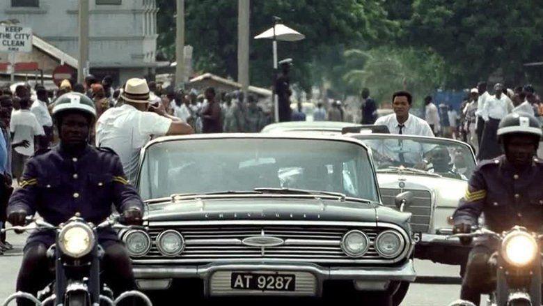 Ali (film) movie scenes