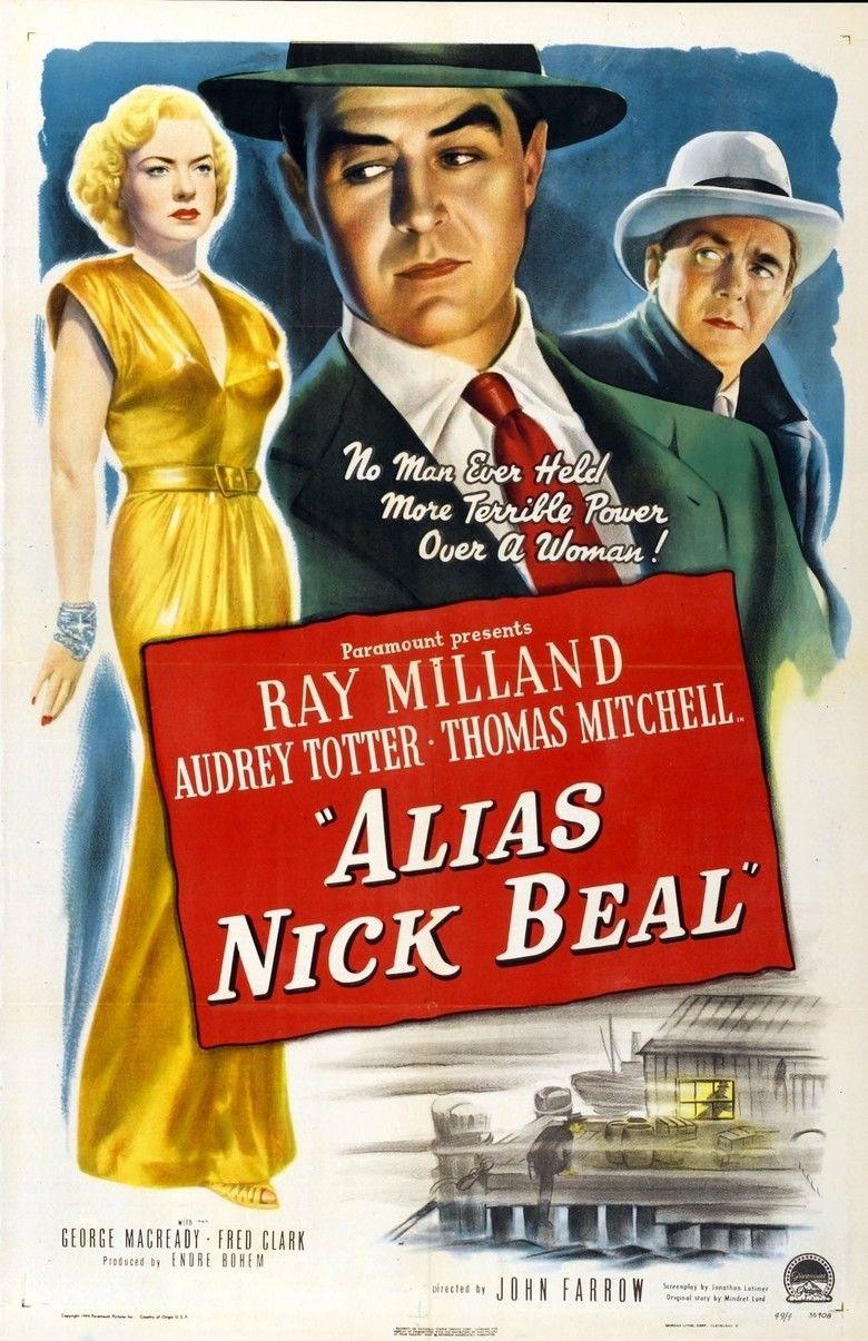 Alias Nick Beal movie poster