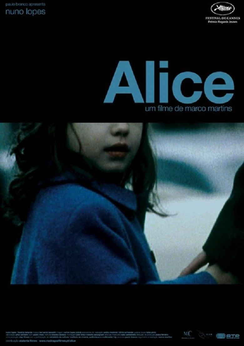 Alice (2005 film) movie poster
