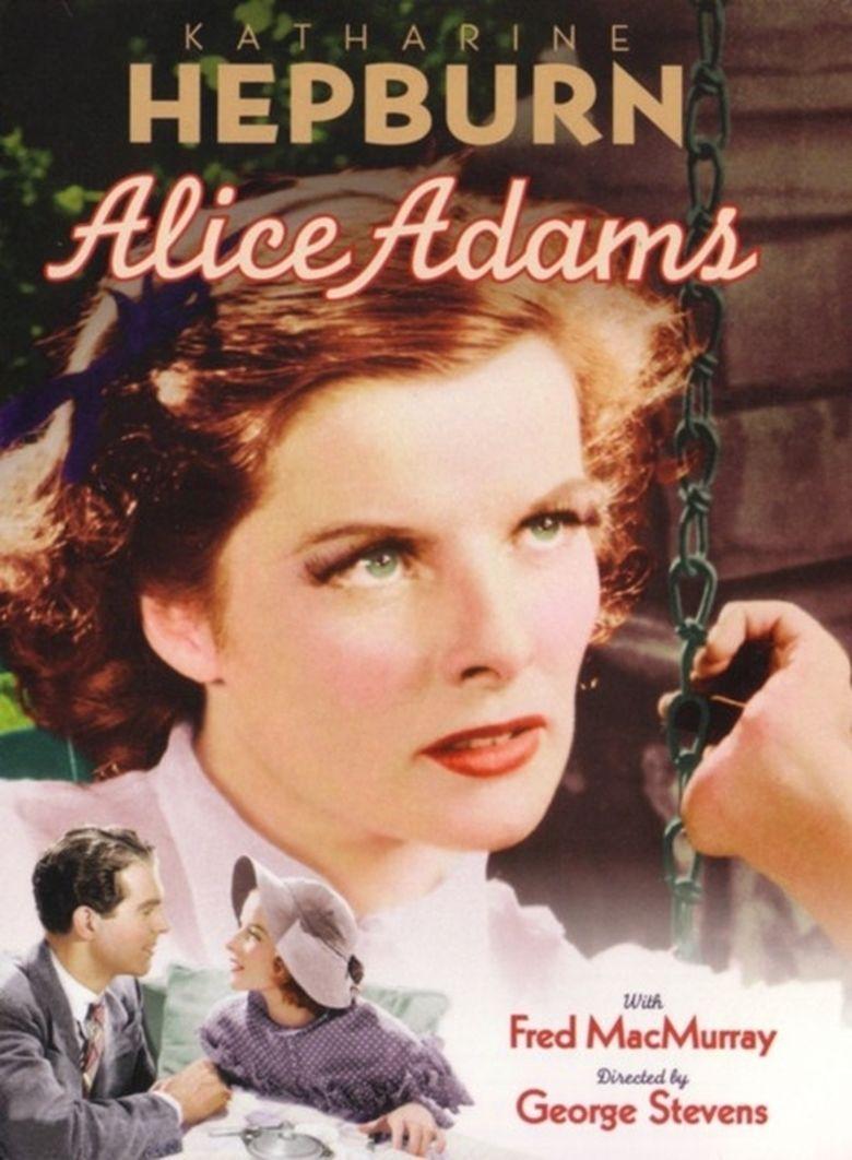 Alice Adams (film) movie poster