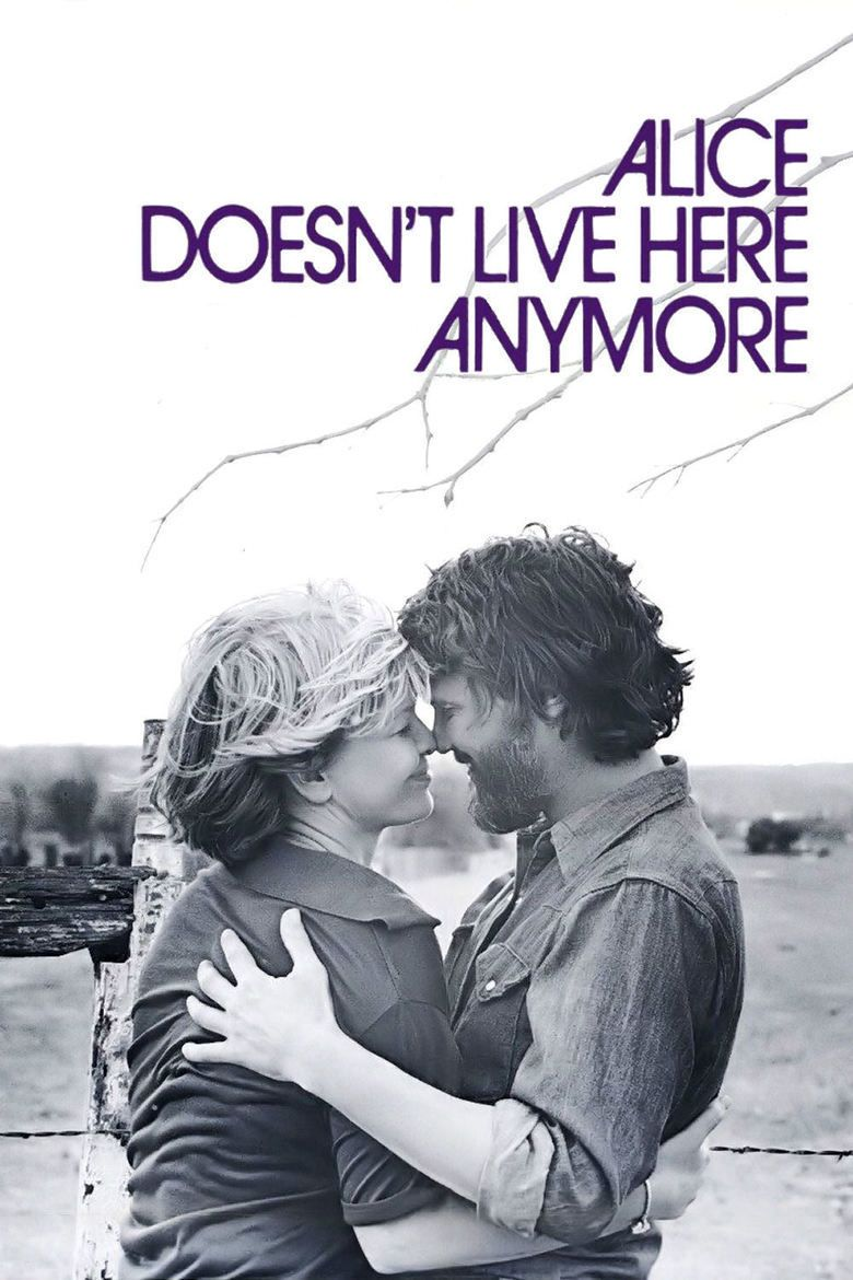 Alice Doesnt Live Here Anymore movie poster