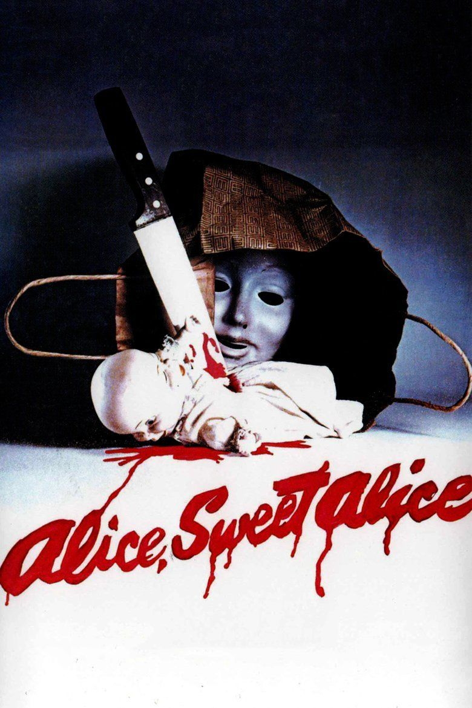 Alice, Sweet Alice movie poster