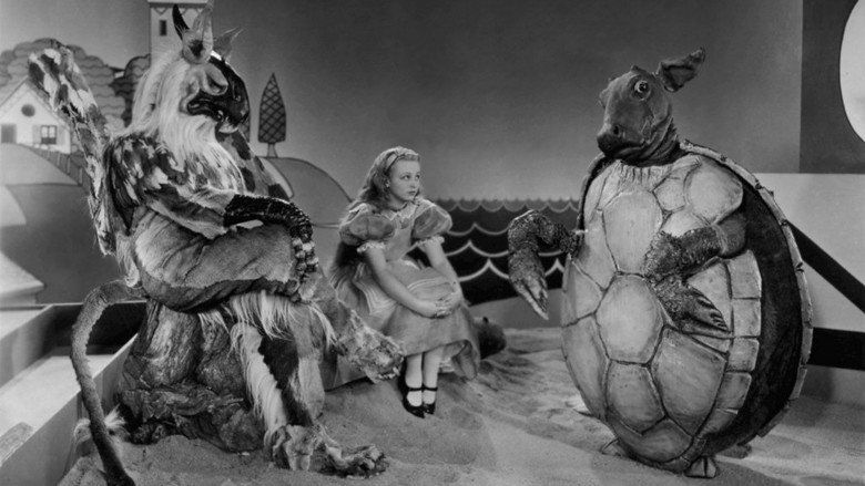 Alice in Wonderland (1933 film) movie scenes