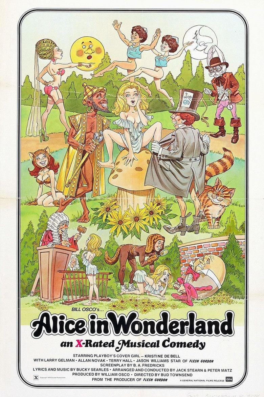 Alice in Wonderland (1976 film) movie poster