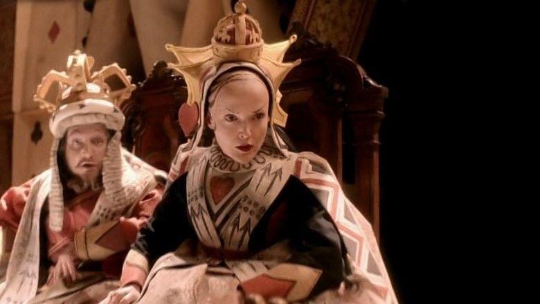 Alice in Wonderland (1999 film) movie scenes