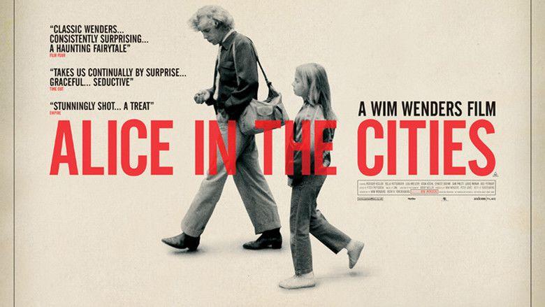 Alice in the Cities movie scenes