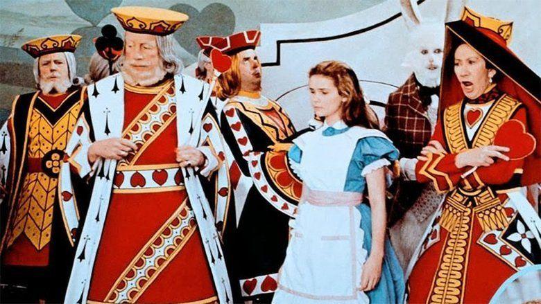 Alices Adventures in Wonderland (1972 film) movie scenes