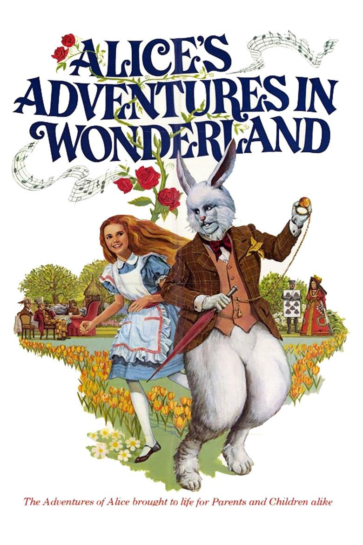 Alices Adventures in Wonderland (1972 film) movie poster
