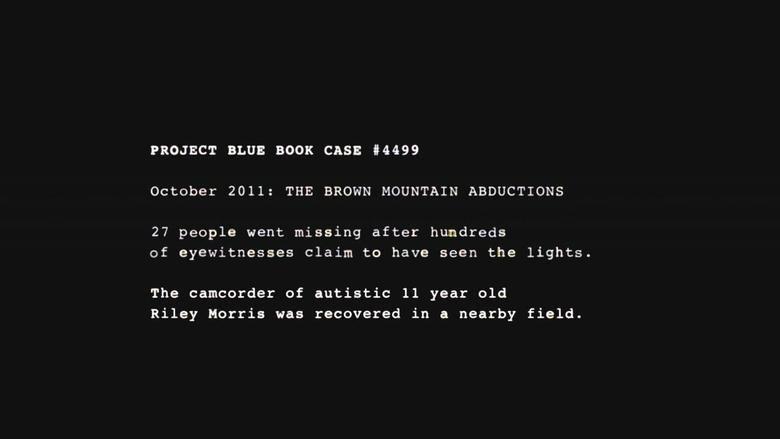 Alien Abduction (2014 film) movie scenes