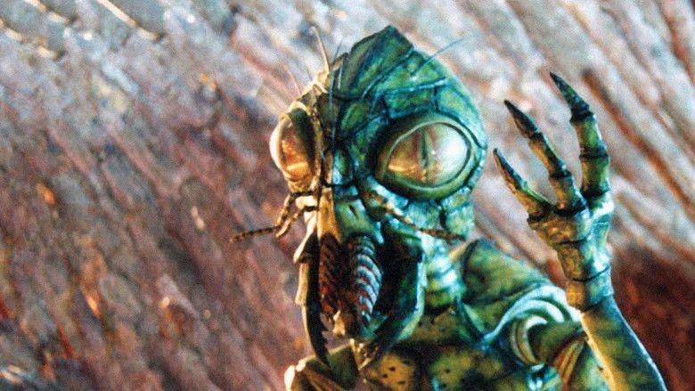 Alien Apocalypse movie scenes