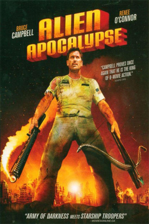 Alien Apocalypse movie poster