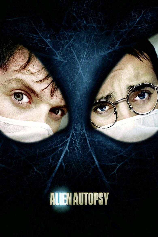 Alien Autopsy (film) movie poster